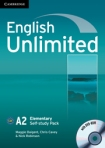 English Unlimited Elementary Self-study Pack